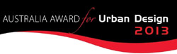Australia Award for Urban Design 2013